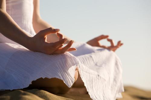 Learn breathing in Yoga