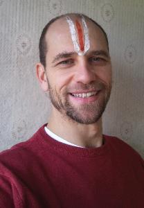Franz Andrini Yoga Teacher