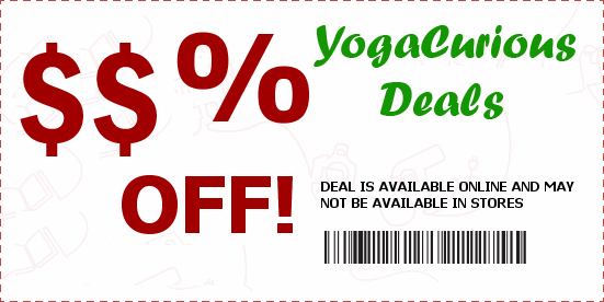 yoga and fitness product coupons