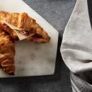 Mini ham & cheese croissant