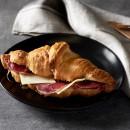 Large savoury croissant