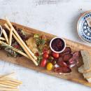 Mediterranean feast (pp)