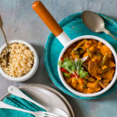 Massaman vegetarian curry