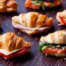 Savoury croissant selection (16)