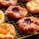 Mini Danish pastries