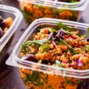 Couscous salad (DF)