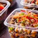 Wild rice and quinoa salad (DF)