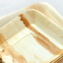 Compostable bamboo plates