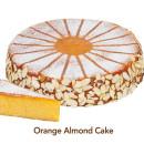 Orange Almond Cake (Dairy Free) (28cm)