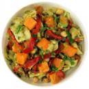Tortellini pesto pumpkin pasta salad