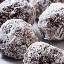 Chocolate Fudge Truffles (df) (10)