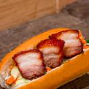 Char Siu pork mini roll