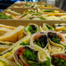 Mixed Gourmet Sandwiches