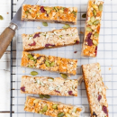 Chewy Cranberry Oat Bar (DF)