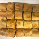 Mini sausage roll