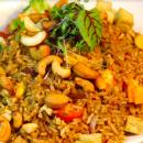 Cashew nut Fried rice (large box)