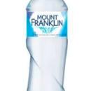 Mt Franklin spring water (500ml)