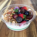 Berry Burst Yoghurt Crumble Pot