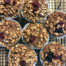 Plant Based Muffins