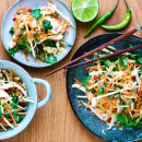 Vietnamese chicken slaw (DF)