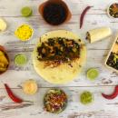 DIY Burrito / Burrito bowl (per head)