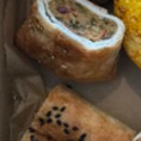 Vegan cocktail rolls
