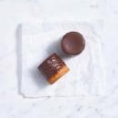 Chocolate caramel kiss