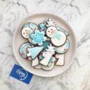 Noel Christmas Cookies