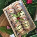 Sandwich platter (pp)