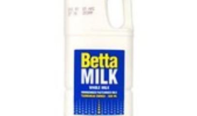 Betta Milk