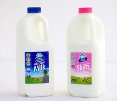 Lion West Milk