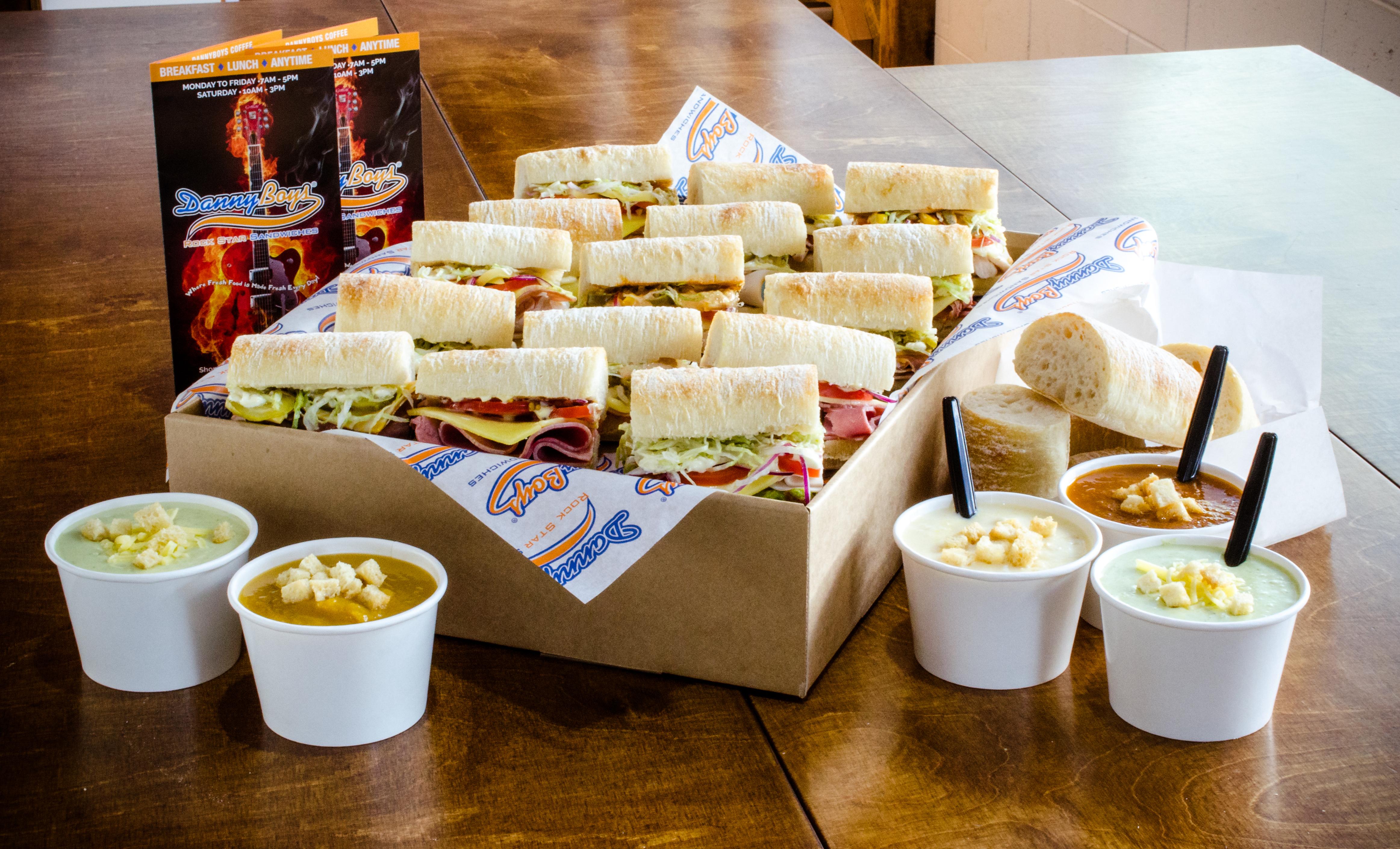 DannyBoys Sandwiches