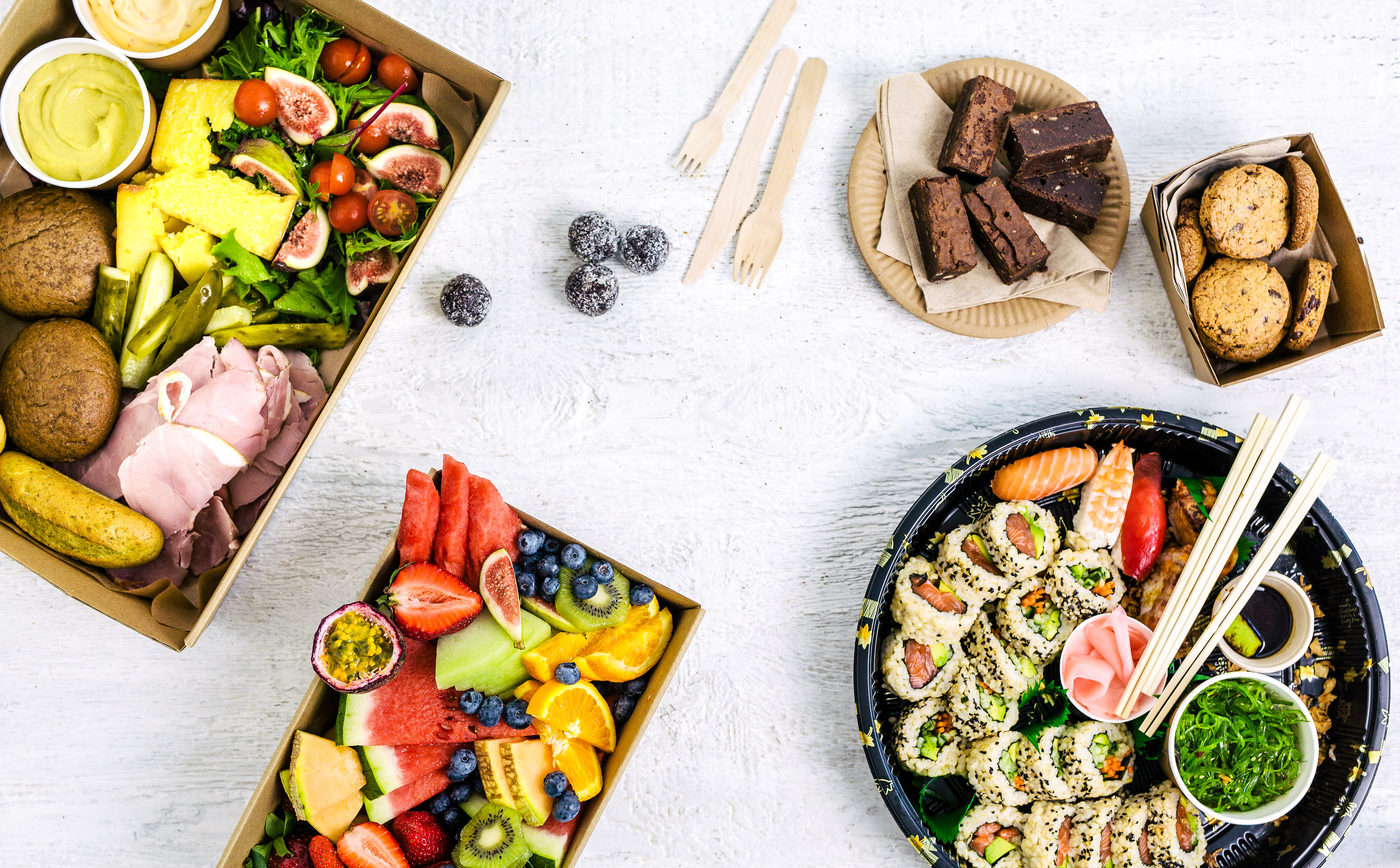 Crafted Catering