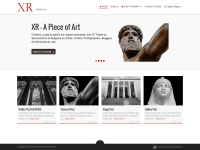 XR Responsive Theme for WordPress