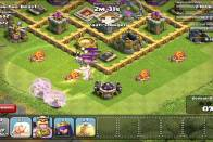 Images For Clash Of Clans Barbarian King Vs Pekka