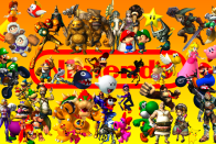 Awesome Nintendo Pics   Wallpapers Nintendo Character By Toon