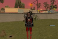 GTA San Andreas CLEO Mods   Zombie At Ryder Garden