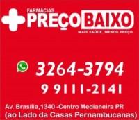 farmacia preço baixo