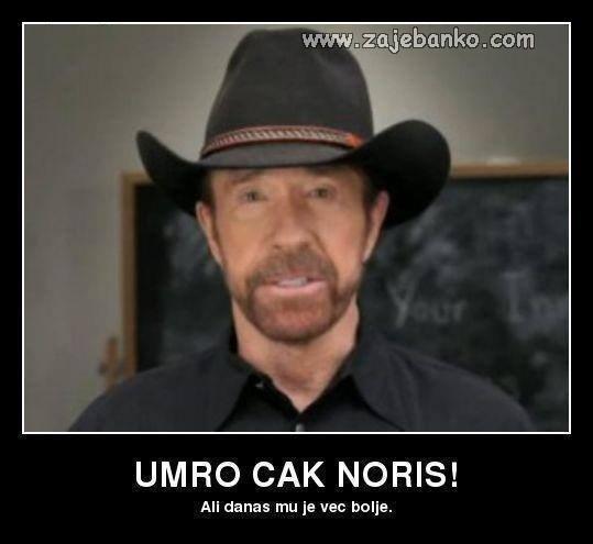 umro chuck norris