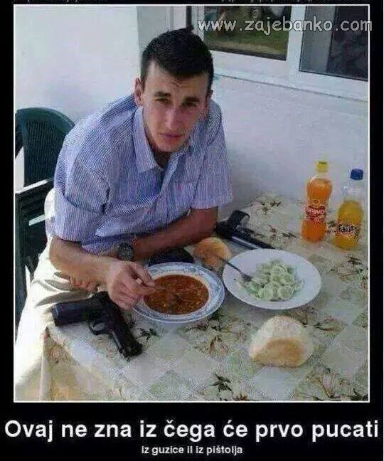 dobar pasulj daleko se čuje