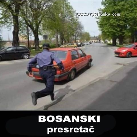 bosanski policajci