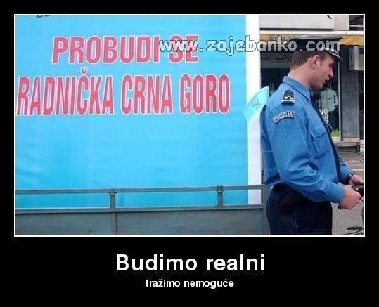 radnička Crna Gora