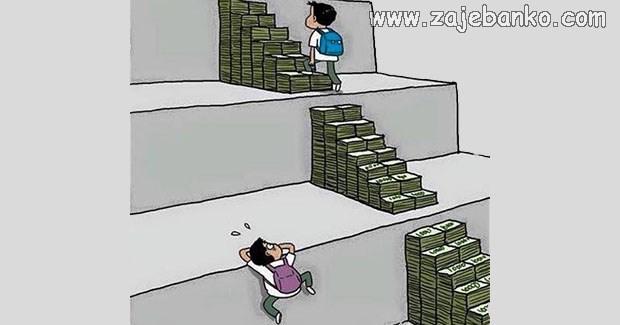 tužna istina današnjice - novcem do diplome