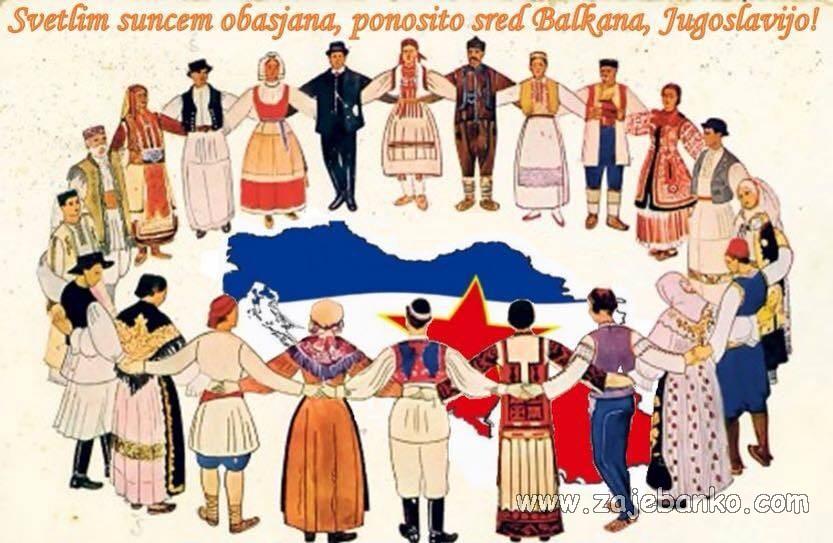 jugonostalgija - najljepše slike iz Jugoslavije