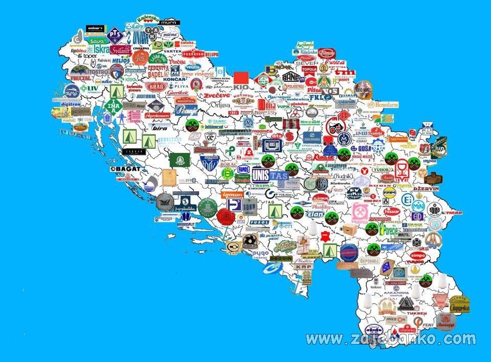 jugonostalgija - ljubav prema bivšoj državi