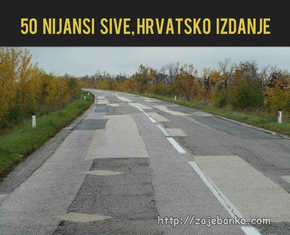 50 nijansi sive, hrvatsko izdanje