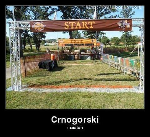 crnogorski maraton