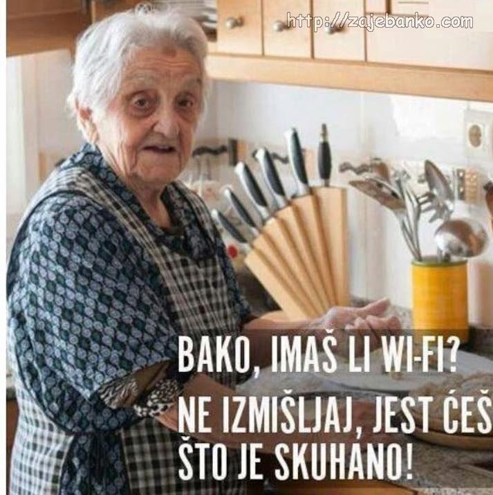 kod bake na ručku