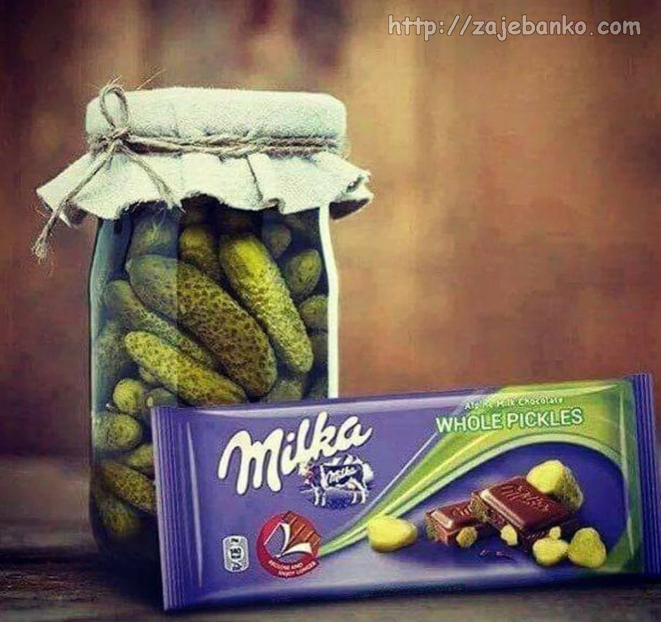nova Milka čokolada