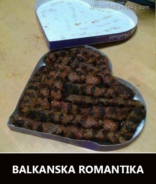 balkanska romantika